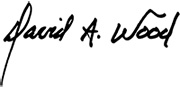 dr wood's signature