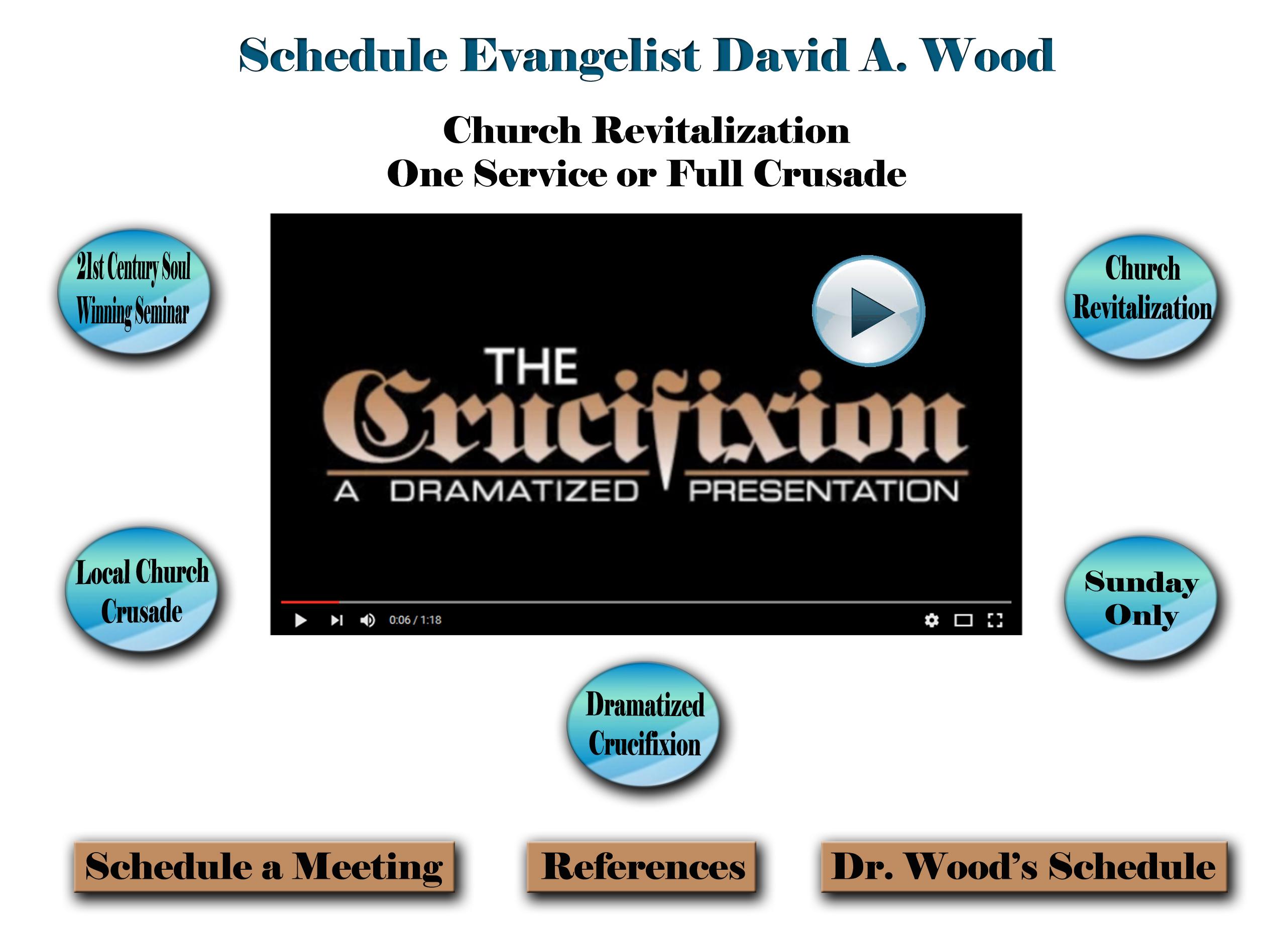 crusade landing page