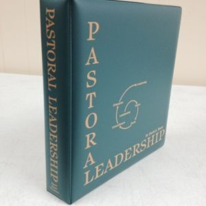 pastoral leadership manual