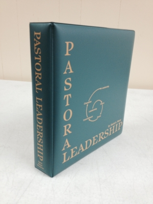 pastoral leadership manual