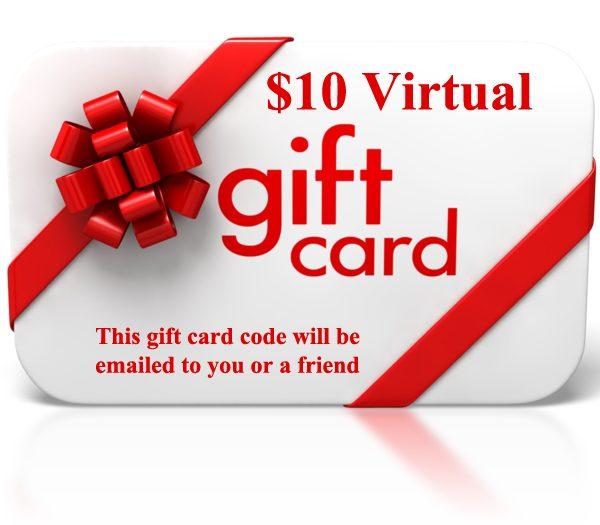 $10 Virtual Gift Card – David Wood Ministries